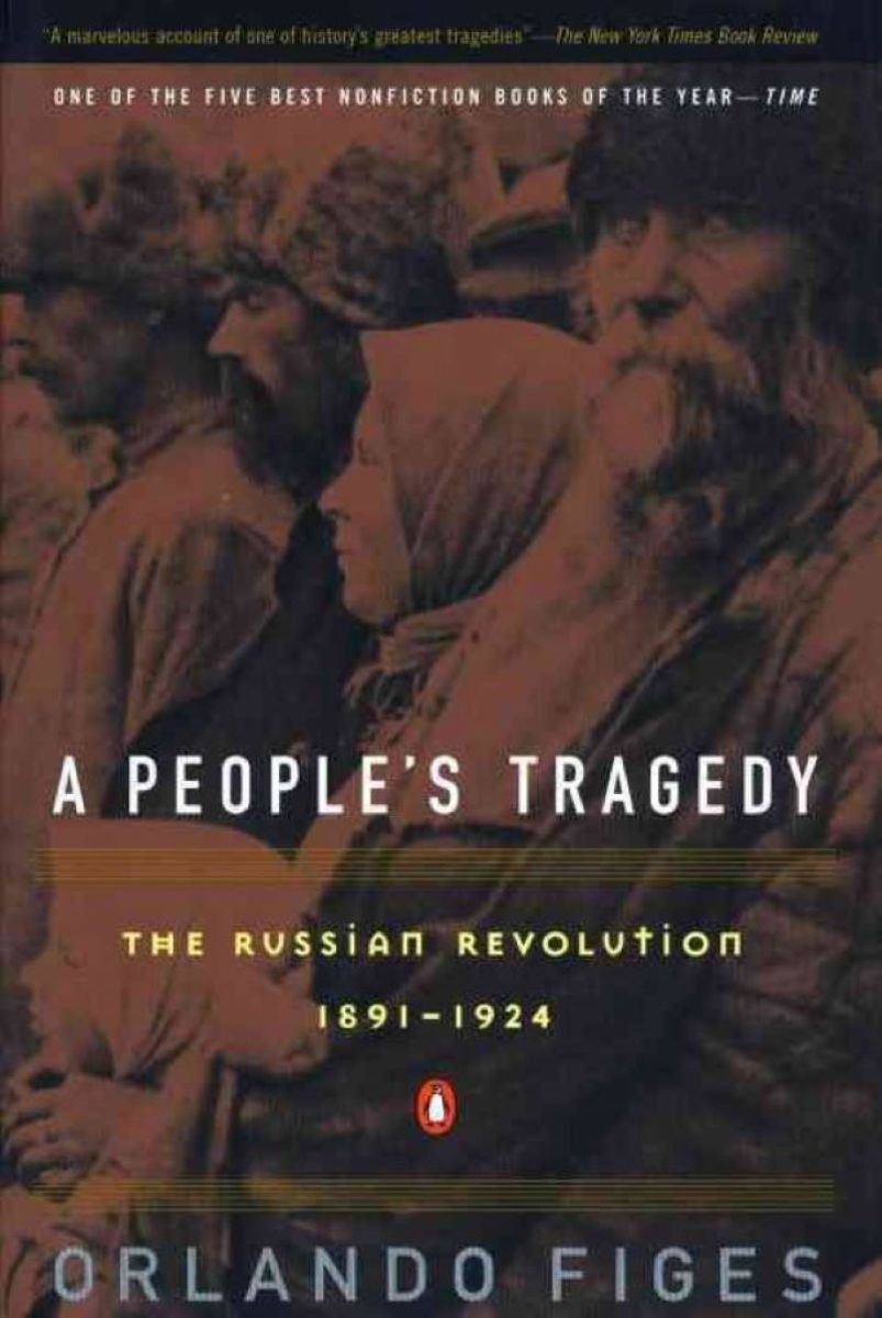 """A People's Tragedy"" by Orlando Figes."