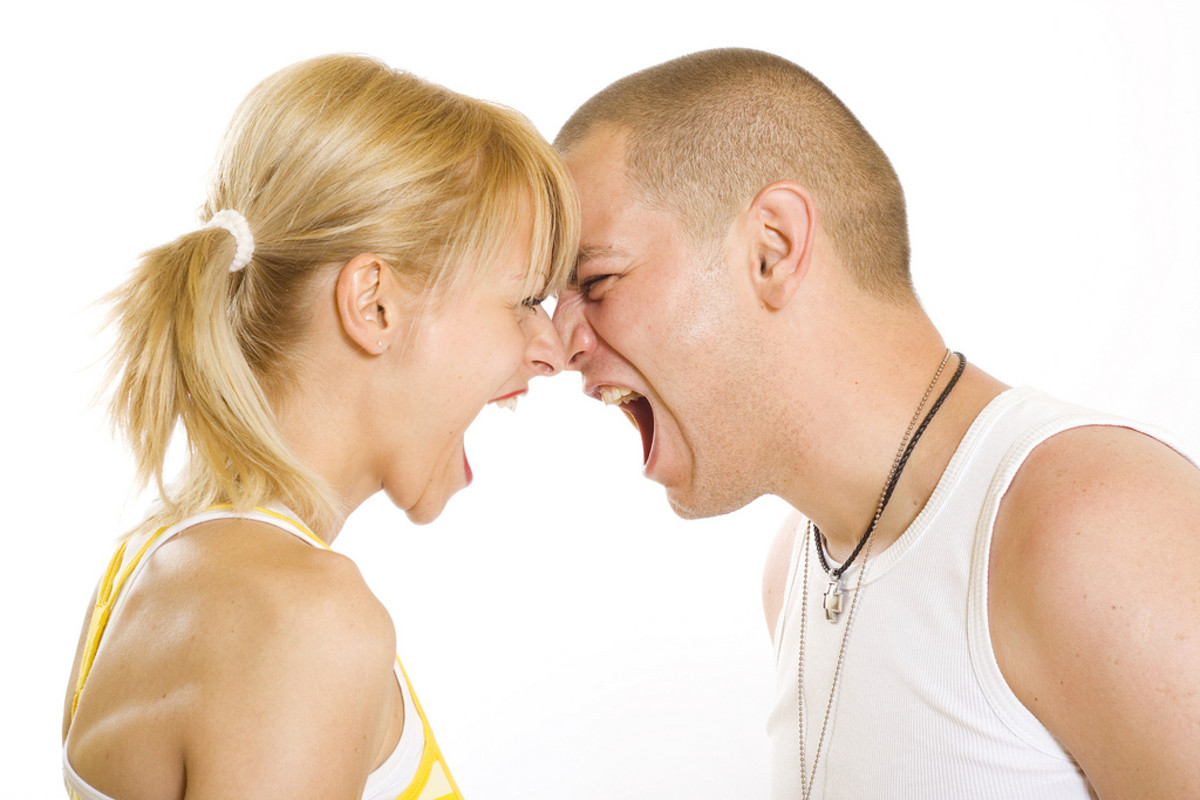How to Fight With Your Spouse