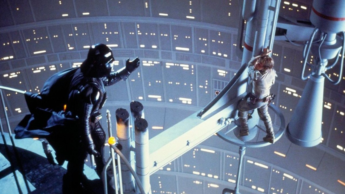 Star Wars: From the Best to the Worst
