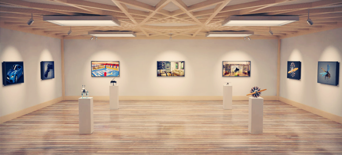 7 Reasons Why Your Art Is Not In Galleries