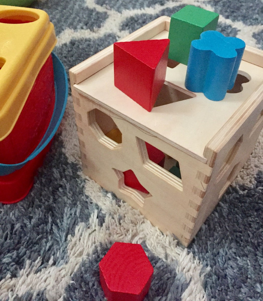 Shape Sorting Toys and Their Benefits