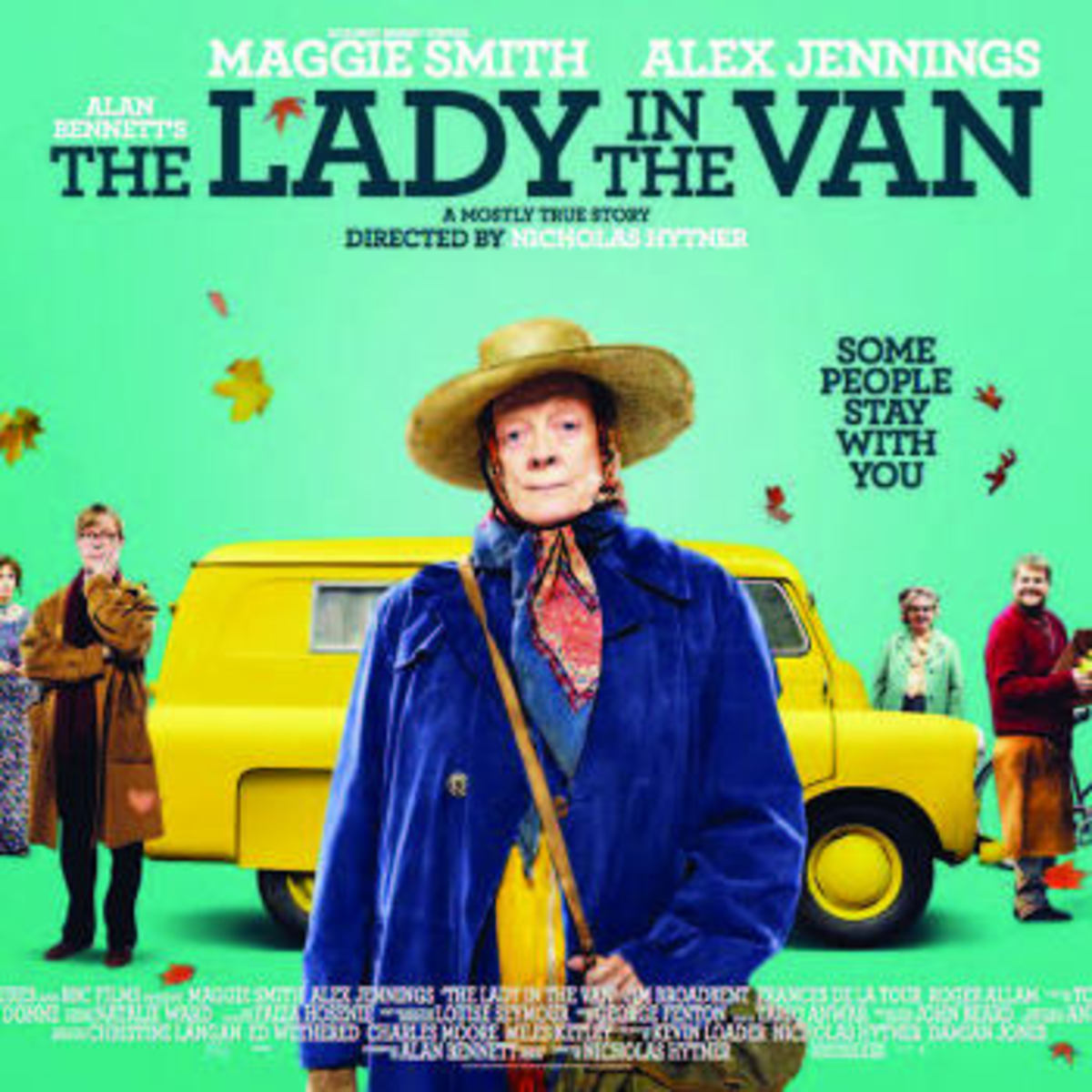 Should I Watch..? 'The Lady in the Van'