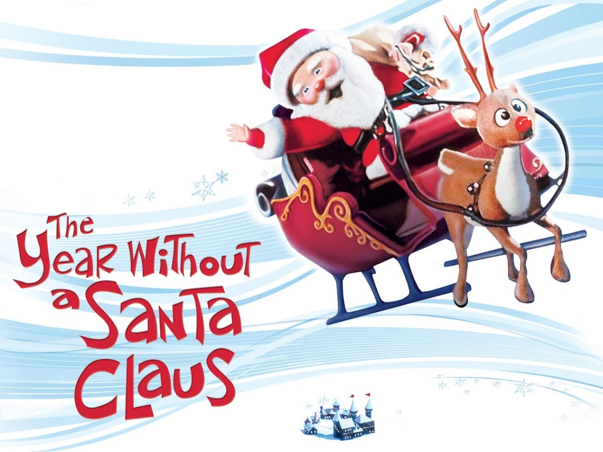 Contrary to this official publicity image, Rudolph does not appear in this special.