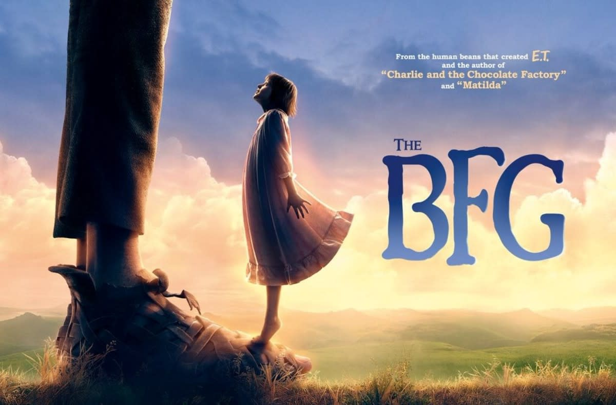 The BFG: A Millennial's Movie Review