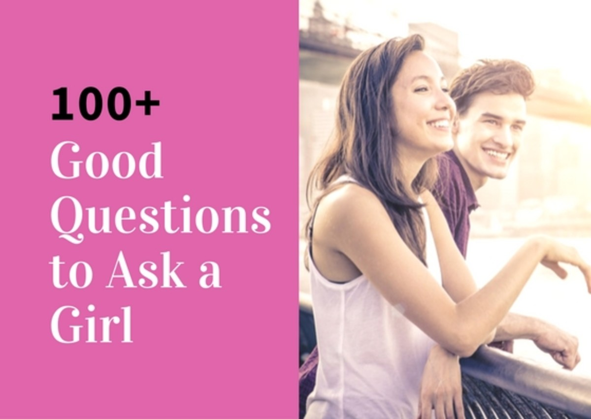 100+ Good Questions to Ask a Girl