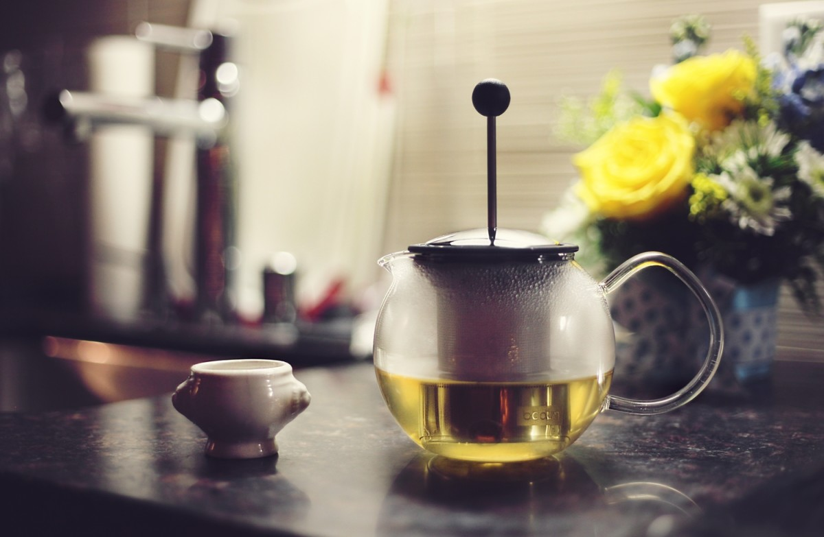 Lose Weight a Cup at a Time With Green Tea