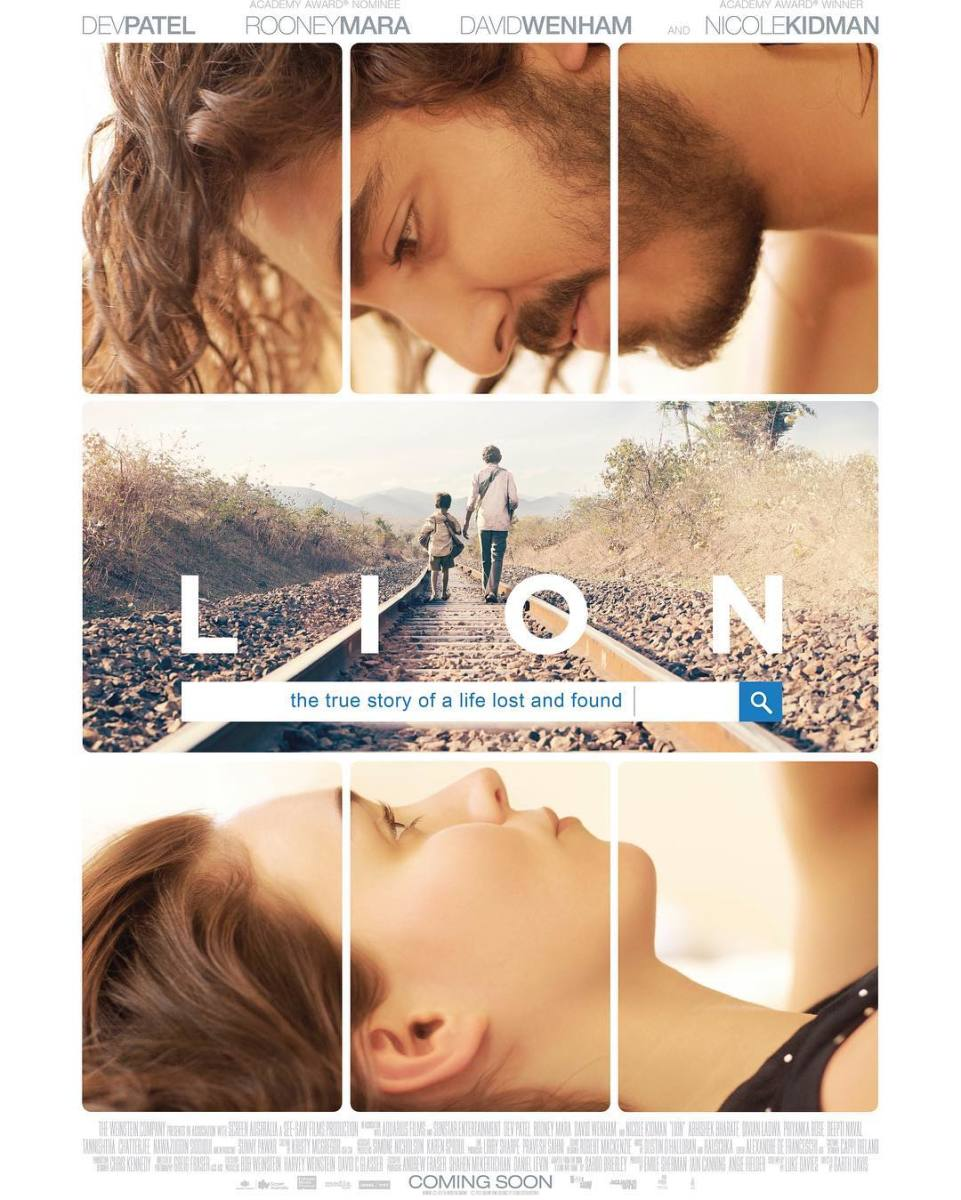 Lion: Movie Review
