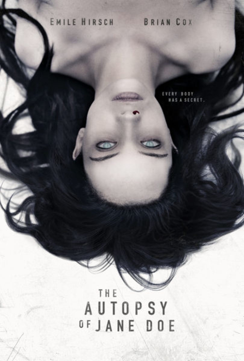 New Review: The Autopsy of Jane Doe (2016)
