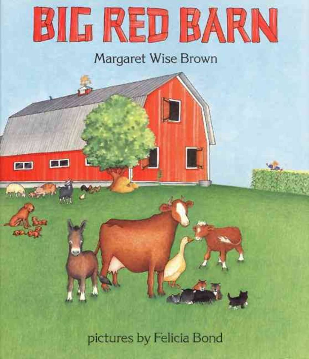 The Best Baby Board Book—Big Red Barn