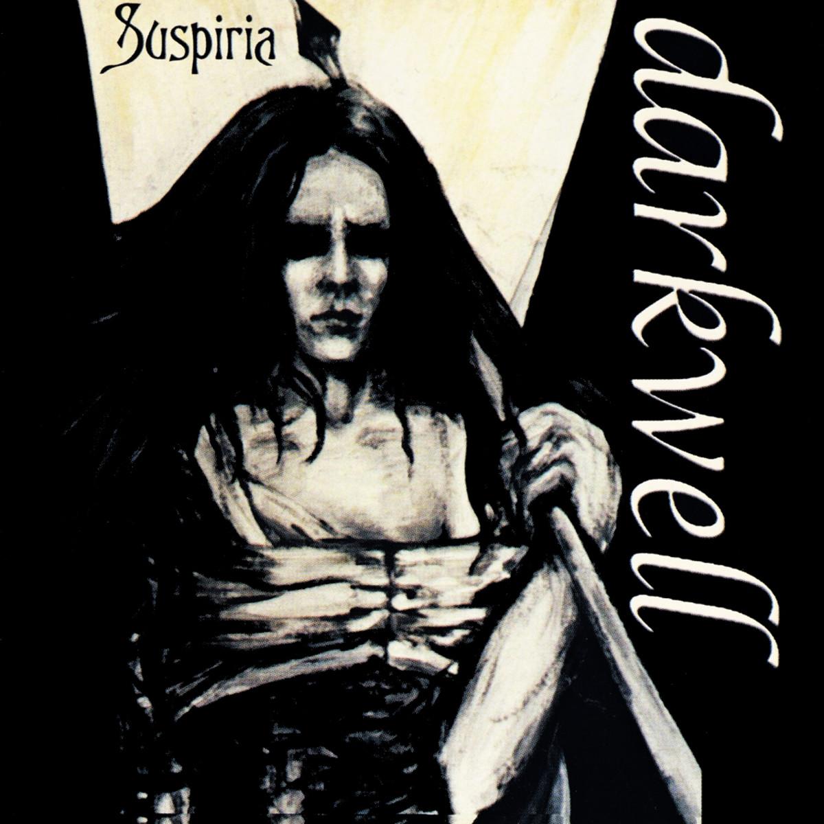Forgotten Metal Albums: Suspiria by Austrian Gothic Metal Band Darkwell