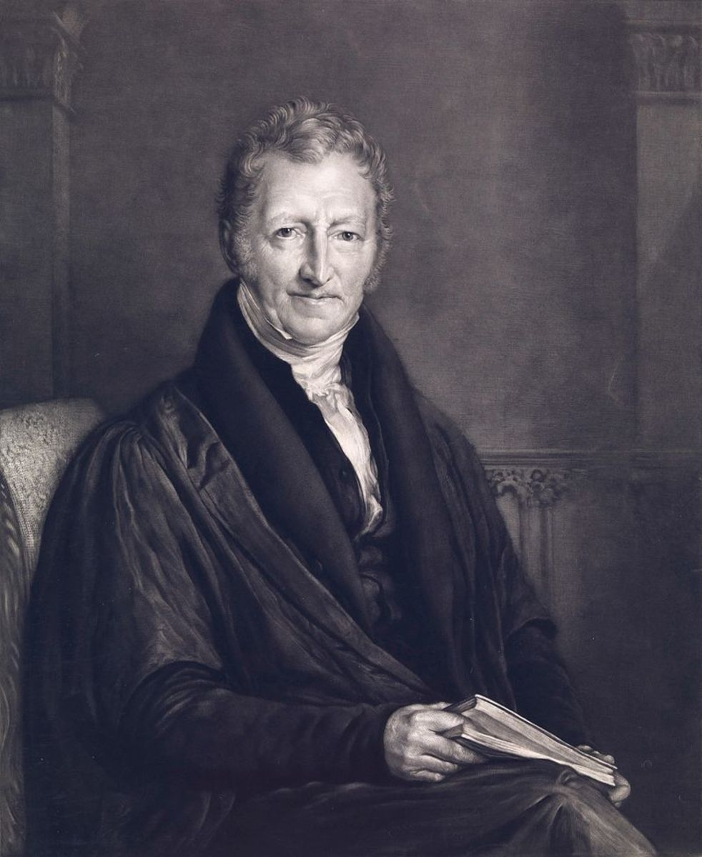 Robert Malthus, the Grim Prophet of Population