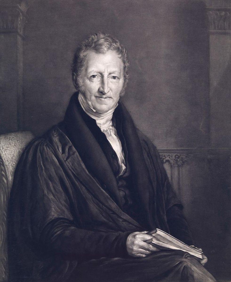 Robert Malthus, the Grim Prophet of Population