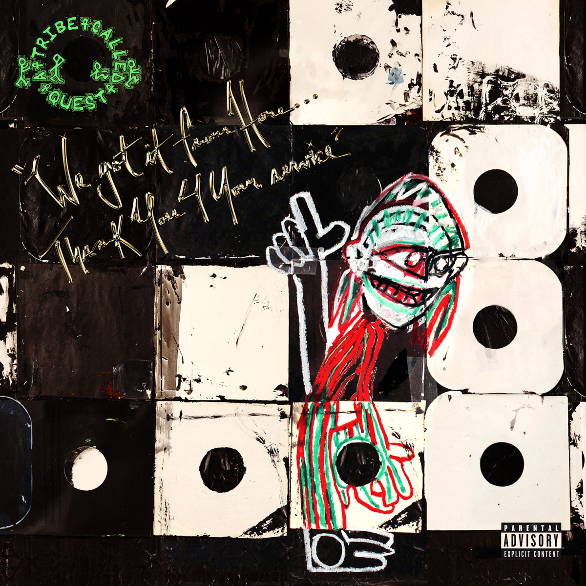 "Review: A Tribe Called Quest's Album, ""We Got It From Here…Thank You 4 Your Service"""