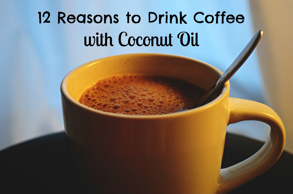 12 Reasons to Drink Coffee With Coconut Oil