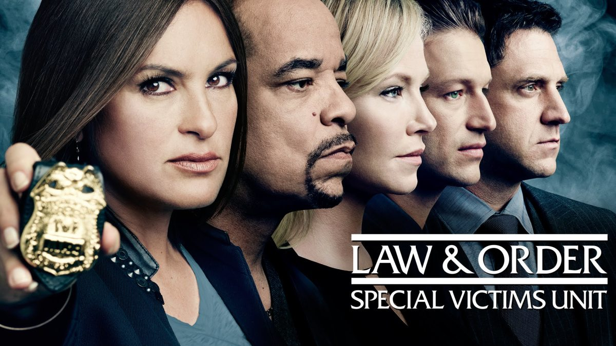 Law and Order: SVU airs on NBC, Wednesdays at 9/8c