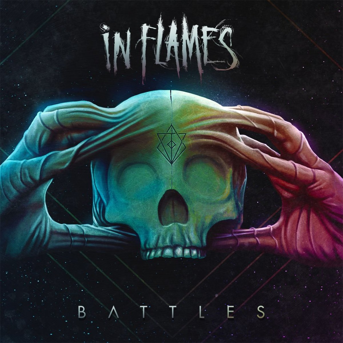 "Album Review: In Flames ""Battles"""