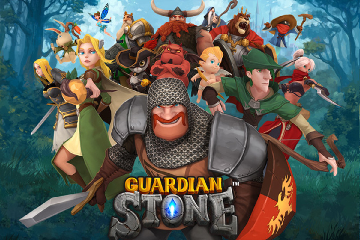 Guardian Stone Review: Mobile RPG