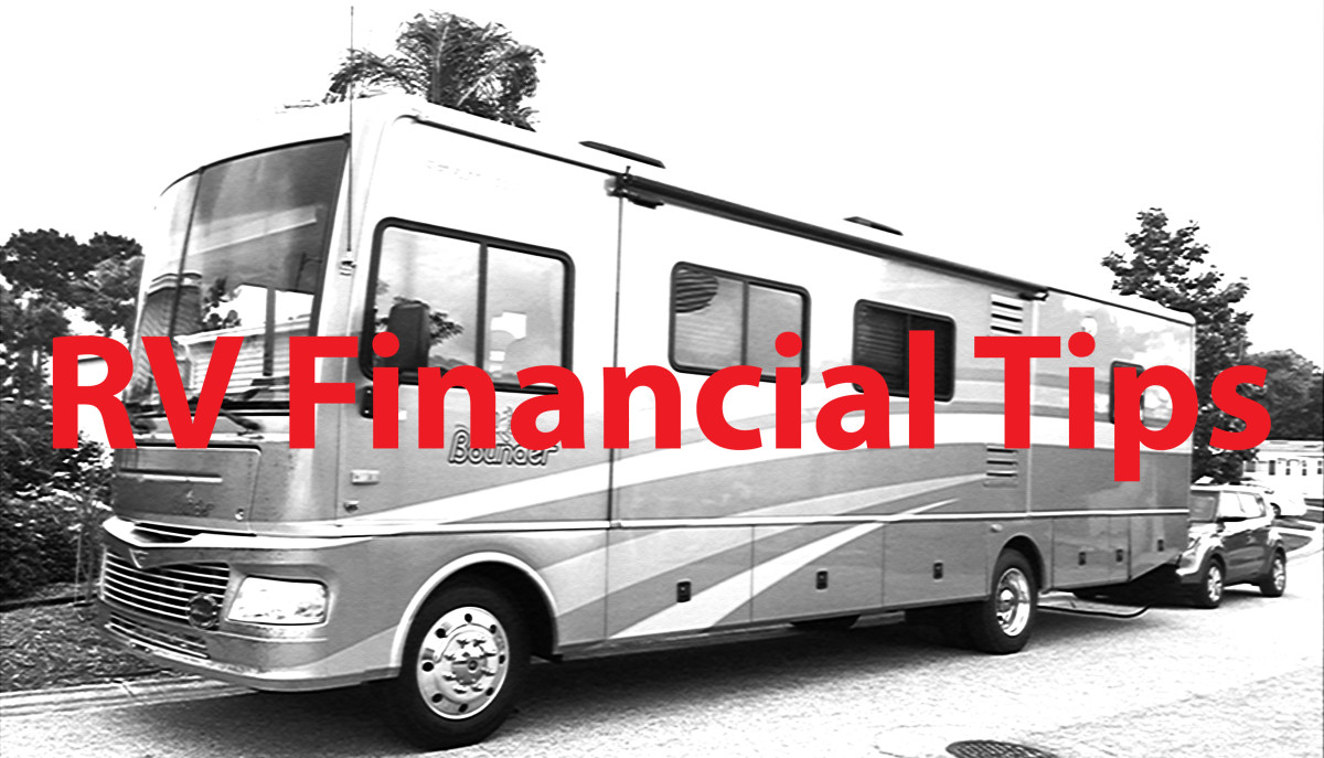 Financial tips to help the buyer or owner understand RV pricing and get the best deal when purchasing or trading.
