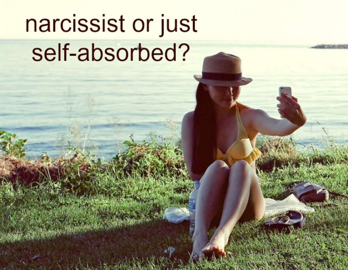 Is My Partner a Narcissist or Merely Self-Absorbed?