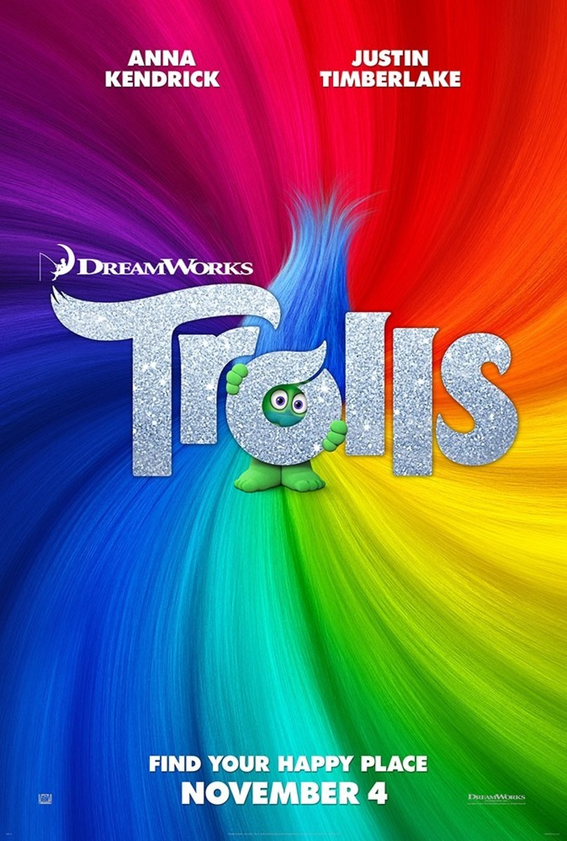 Trolls: Movie Review