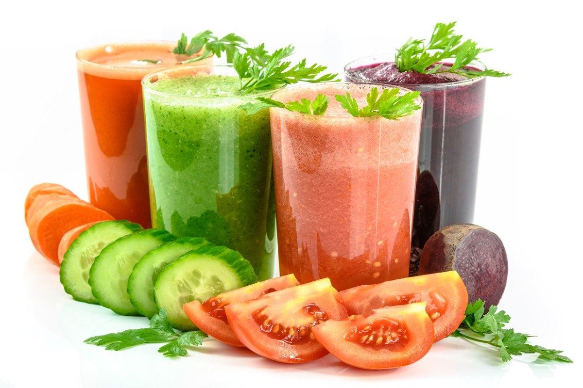 10 Reasons to Try Juicing