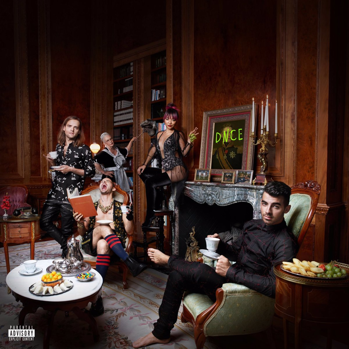 "Review: DNCE's Album, ""DNCE"""