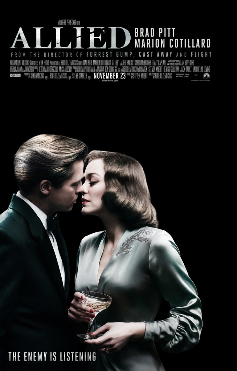 Allied: Movie Review