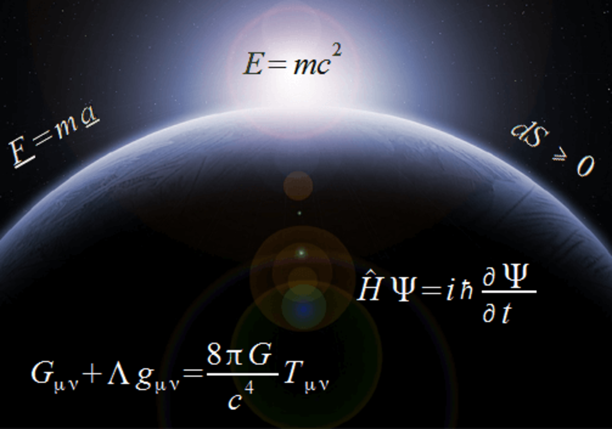 Top Ten Most Beautiful Equations in Physics | Owlcation