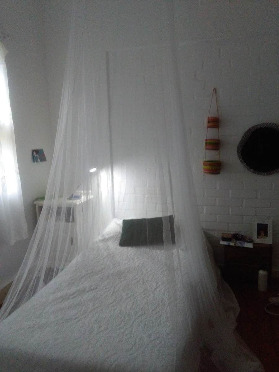Mosquito Nets to Prevent Malaria, Zika, and West Nile Virus