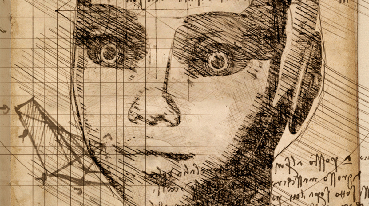 Alt da Vinci - A Graphical Novel - Leonardo da Vinci in Earth's Alternate Dimension