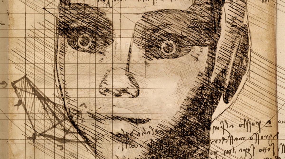 Alt da Vinci - A Graphical Novel - Leonardo da Vinci in Earth's Alternate Dimension