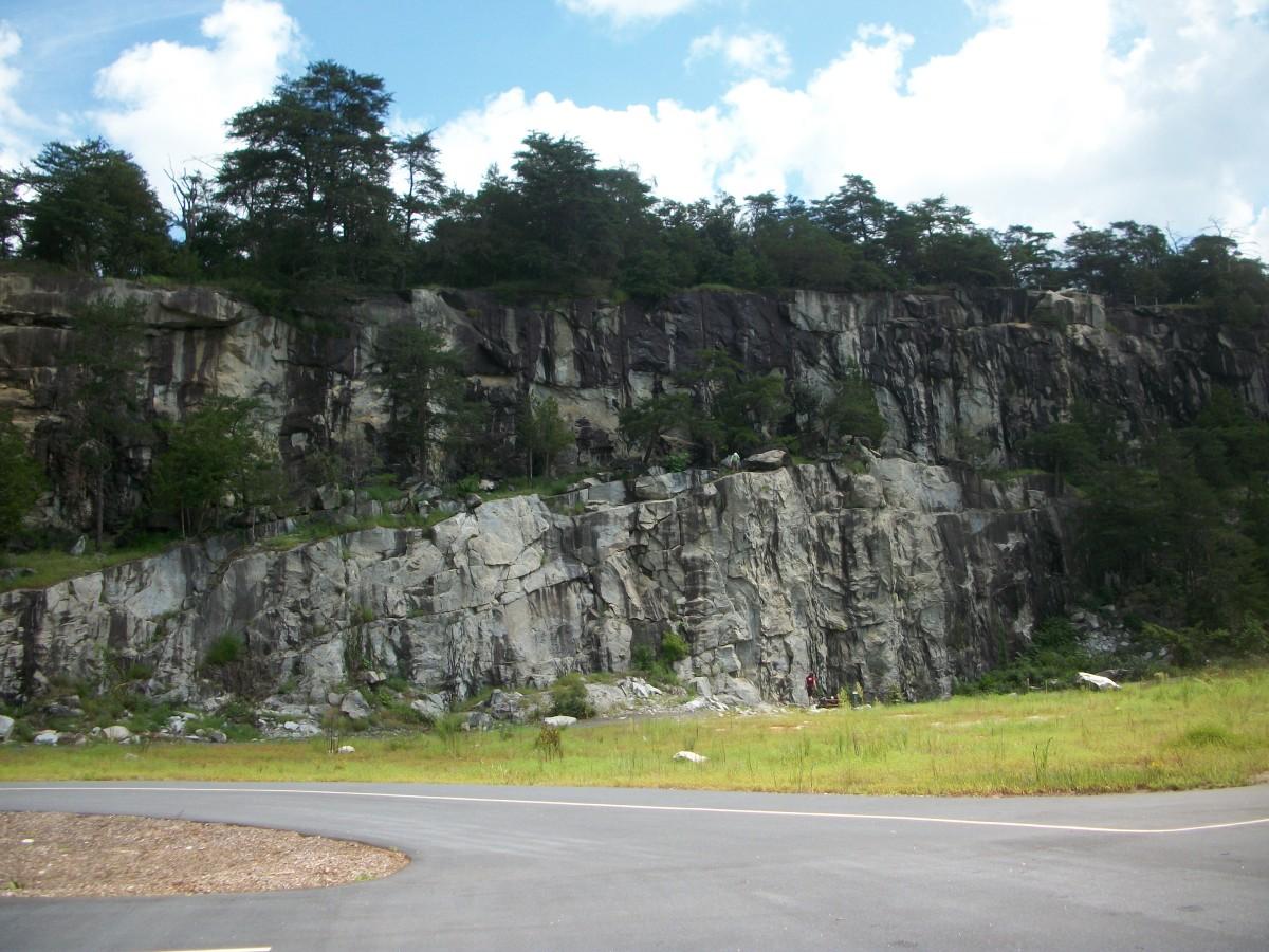 Rocky Face Mountain Recreational Area - Hiddenite, North Carolina