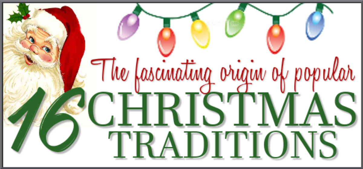Christmas Origin.The Fascinating Origins Of 16 Popular Christmas Traditions