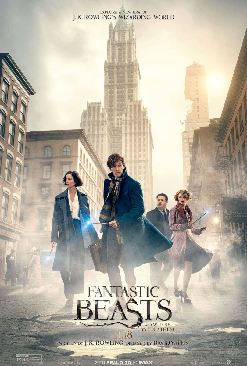 Fantastic Beasts and Where to Find Them: Movie Review