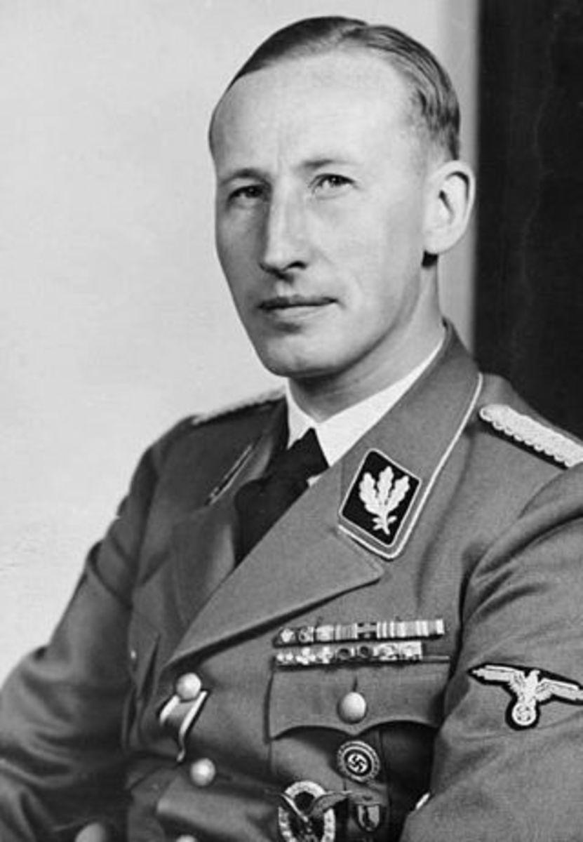 Reinhard Heydrich in 1940