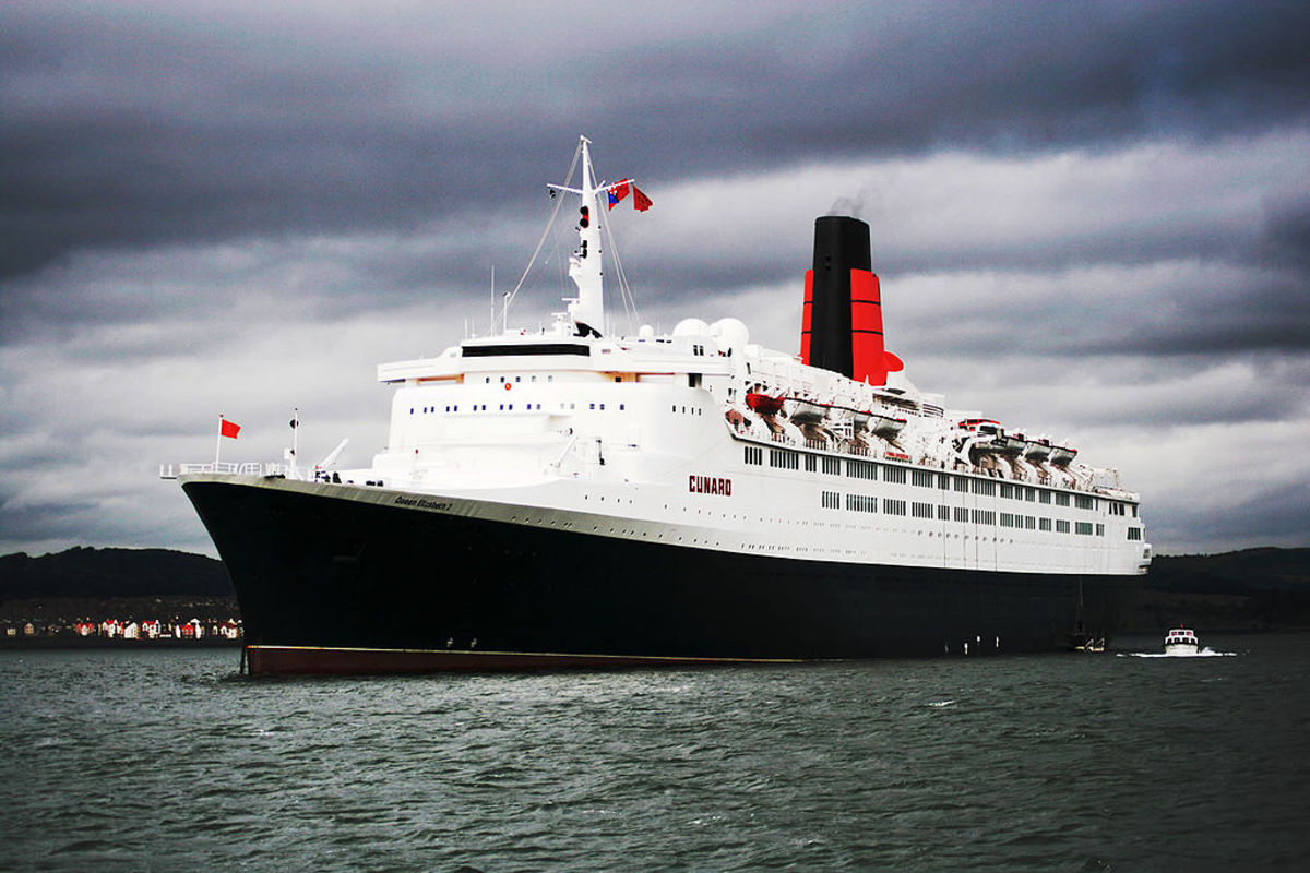 Whatever Happened To The QE Owlcation - Qe2 cruise ship