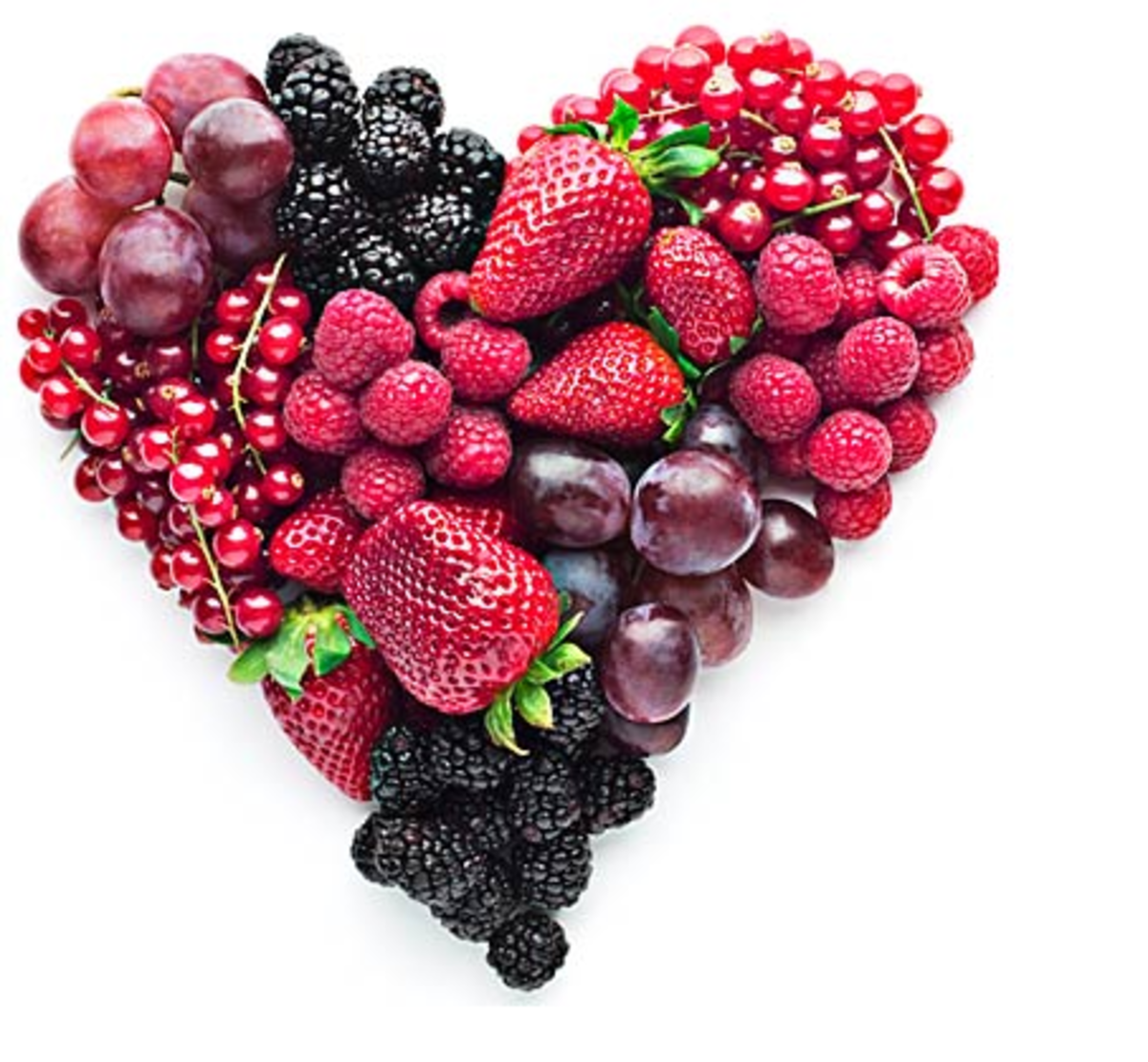 Blueberries, raspberries, strawberries, and blackberries are high antioxidant foods.  Antioxidants have been known to fight cancer and the blahs.