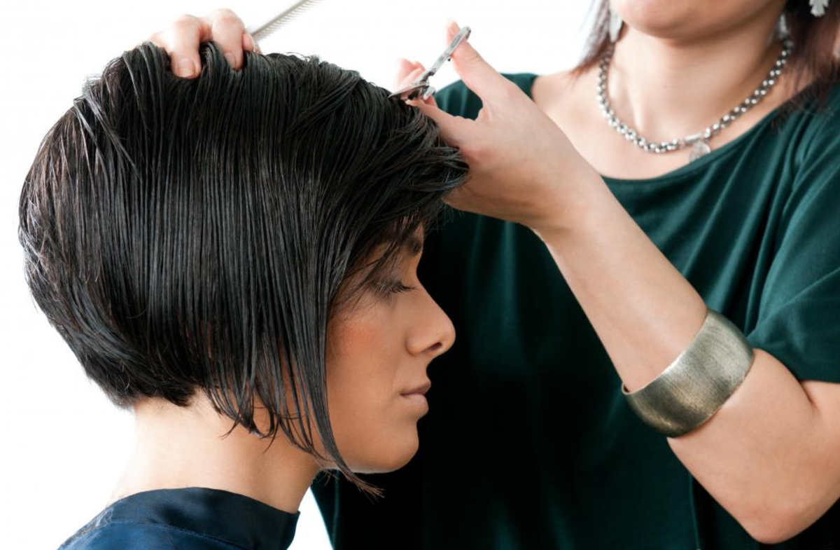"Pamper yourself with a new haircut or professional makeup application. This will not only make you look good, but it will also help you to feel good and overcome the ""after special occasion blahs""."