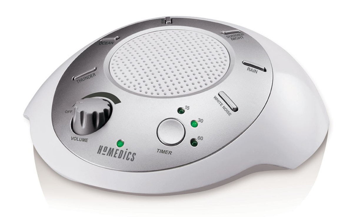 The Best White Noise Machines to Beat Insomnia and Get to Sleep
