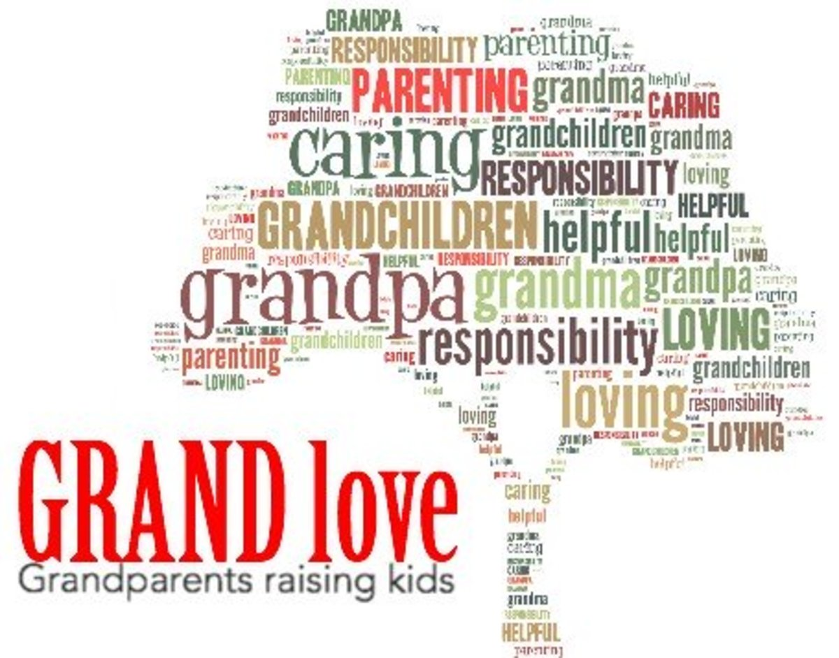 GRANDparent Love: The Source of Our Strength