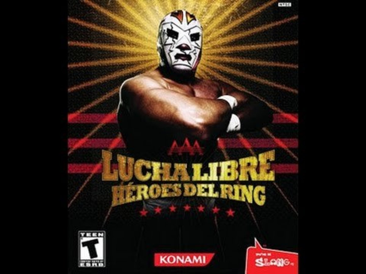 Lucha Tributes: Lucha Libre AAA (Heroes del Ring)