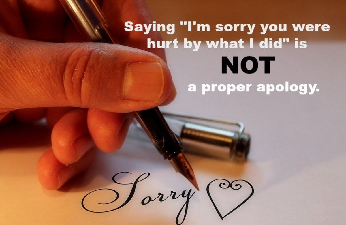 How to Give a Proper Apology: Do's and Don'ts of Saying I'm Sorry