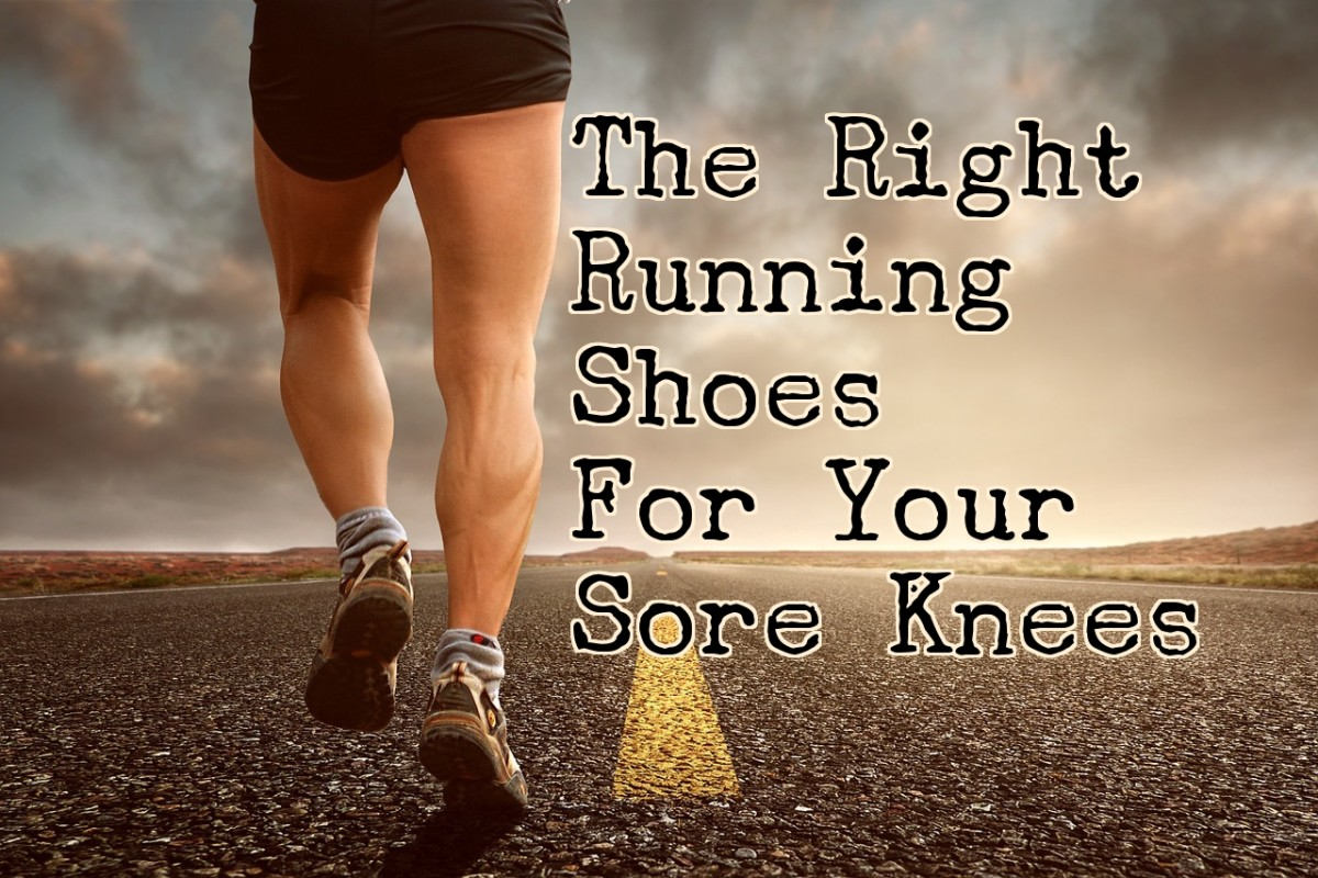 Best Running Shoes for Sore Knees