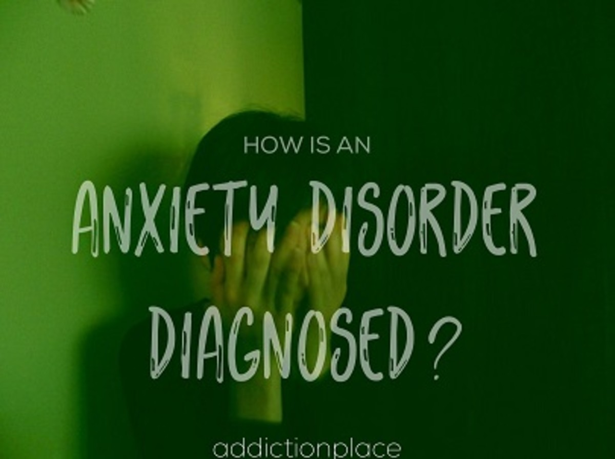 How Is an Anxiety Disorder Diagnosed?