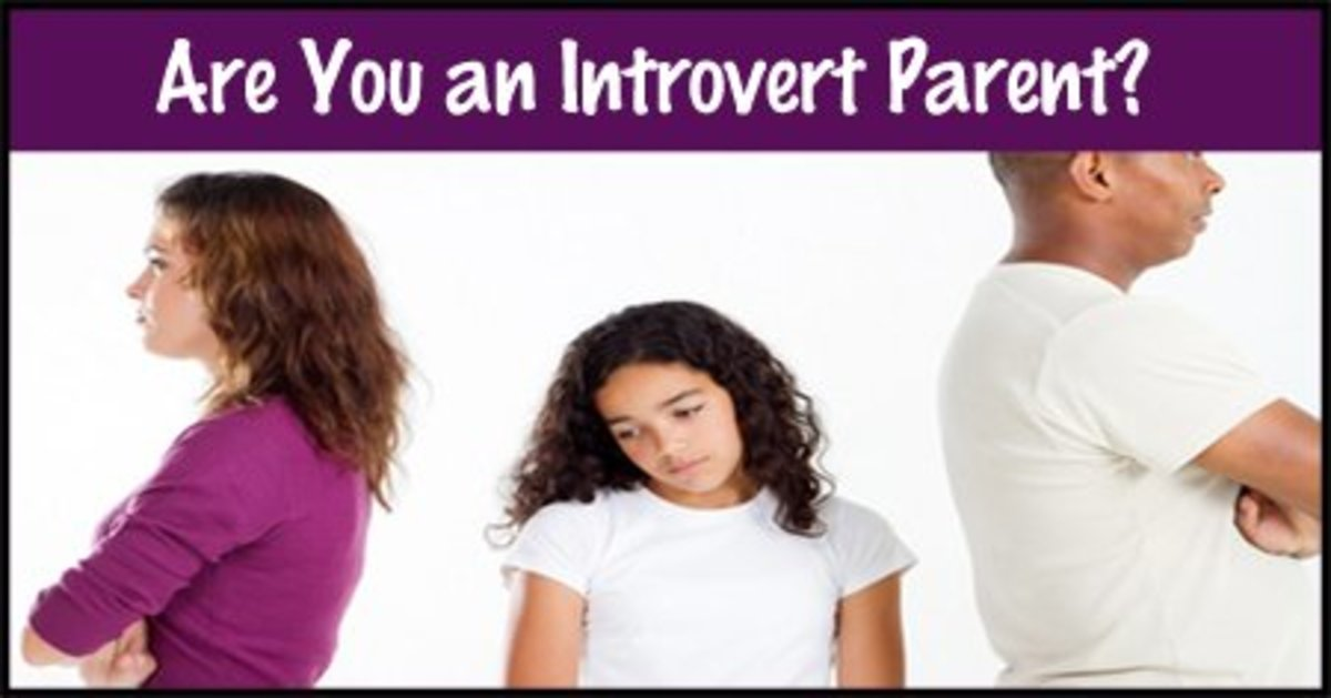 Introverted Mothers Unite!