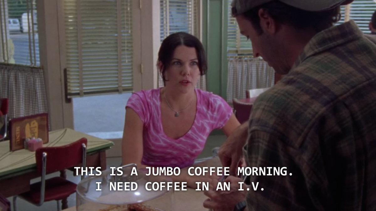 Lessons Learned from Lorelai Gilmore