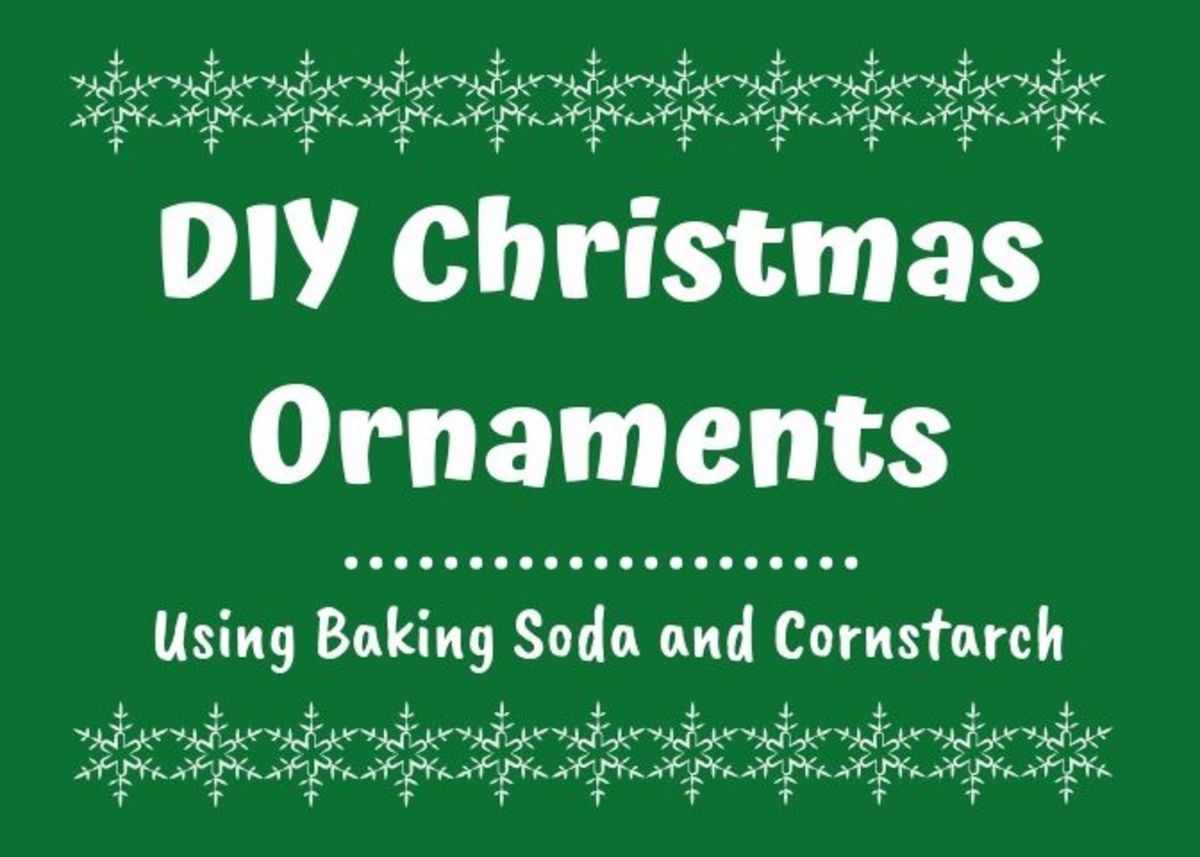 These super easy DIY Christmas ornaments are a great project for kids.
