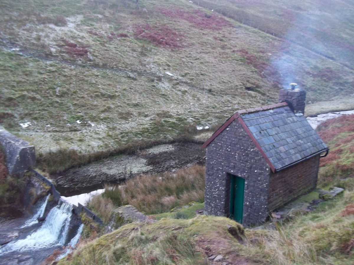 Spending a Night in a Bothy