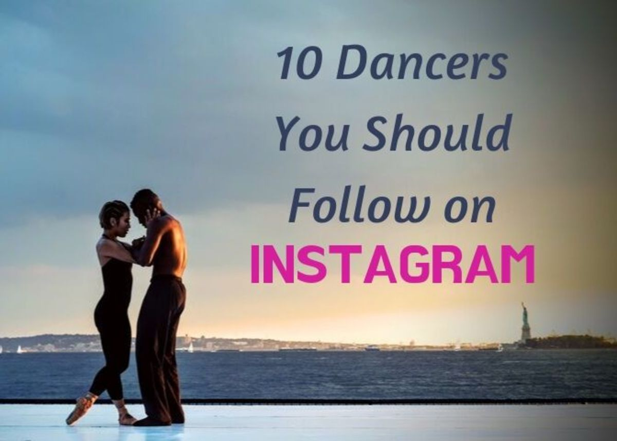 Instagram is a great place to find phenomenal dancers who can inspire and motivate you.