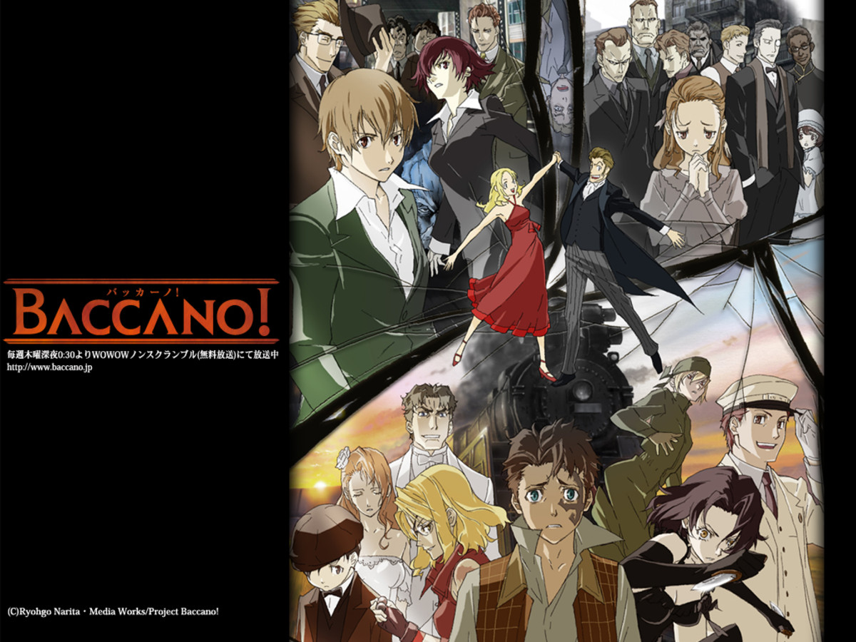 At a Glance: Baccano!